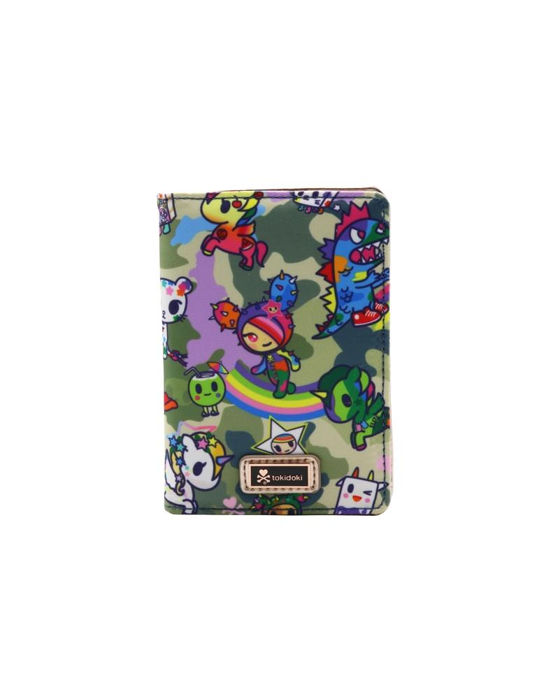 tokidoki - camo kawaii bag collection