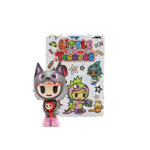 tokidoki - little terrors