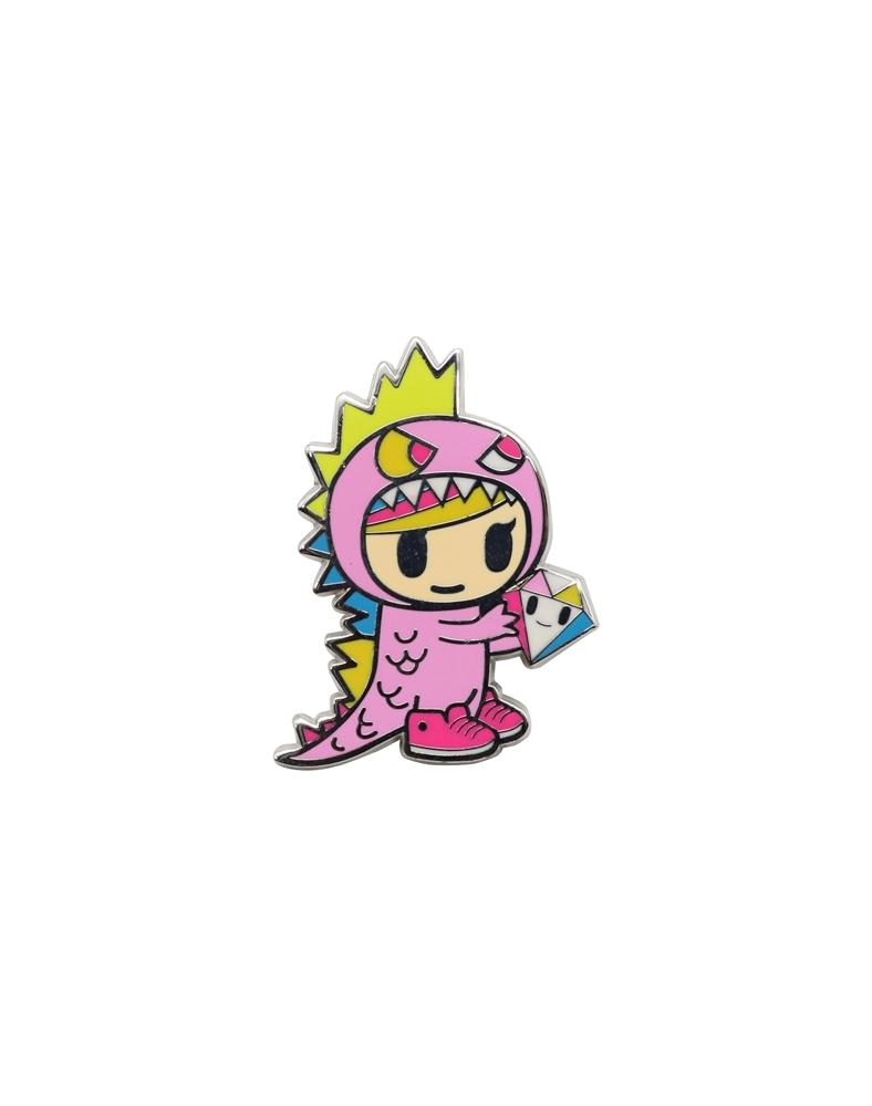tokidoki - little terror pin