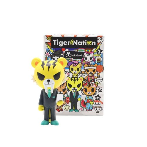 tokidoki - tiger nation